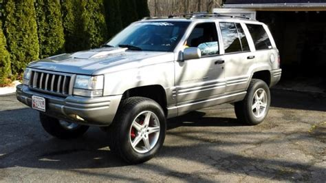Jeep Grand 5 9 Limited The Top Five Jeep Grand Models Of All Time