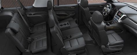 chevrolet suburban 8 seater interior 2017 chevy suburban large suv interior gm fleet