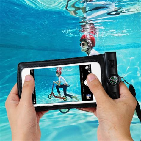 Waterproof Iphone6 Note Galaxy buy wholesale universal waterproof underwater phone bag cover for samsung galaxy s4 s5 s6