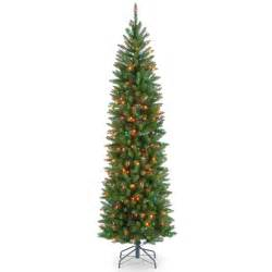 national tree co kingswood fir 7 5 green artificial