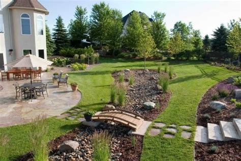 drainage solutions for backyards 1000 drainage ideas on creek