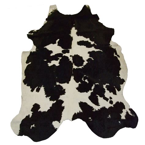 Cowhide Rug Black And White by Black White Cowhide Rug Bedroom Company