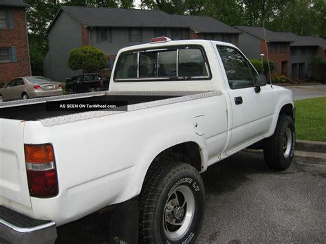 1994 Toyota 4x4 1994 Toyota 4x4