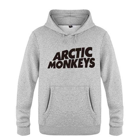 Sweater Hoodie Zipper Artic Monkeys arctic monkeys hoodie cotton winter teenages arctic monkeys logo sweatershirt pullover hoody