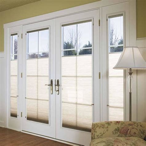 fiberglass patio doors with blinds fiberglass patio doors with built in blinds sliding