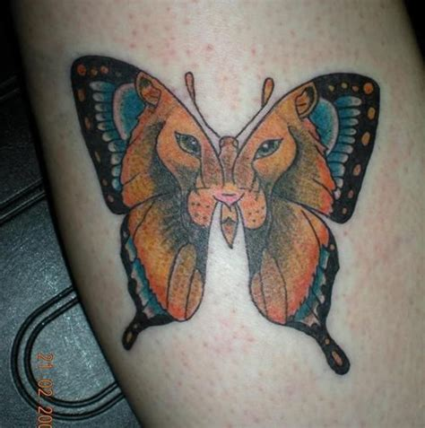 butterfly tattoo on buttocks butterfly design ideas http