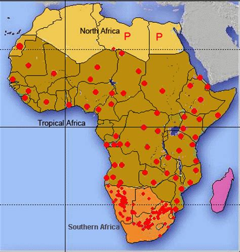south america dot map s map catalog dot distribution maps
