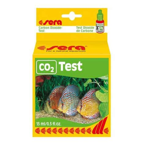 Sera No3 Test Kit sera co2 carbon dioxide term indicator discus madness