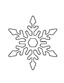 snowflake stencil template the world s catalog of ideas