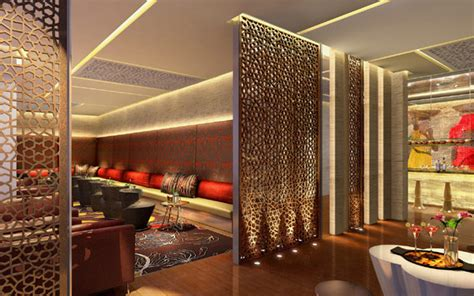 Home Exterior Design In Delhi by New Kempinski Ambience Hotel Displaying Traditional Indian