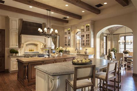 Crown Molding Ideas For Kitchen Cabinets silverleaf parks estate calvis wyant luxury homes