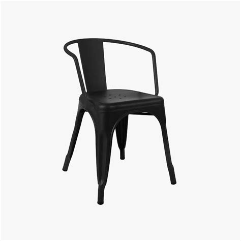 Tolix Dining Chairs Replica Tolix Low Back Dining Chair U3 Shop