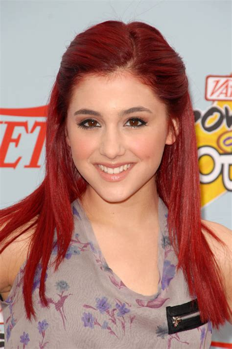whats up with ariana grandes hair how to do ariana grande hairstyles half up half down