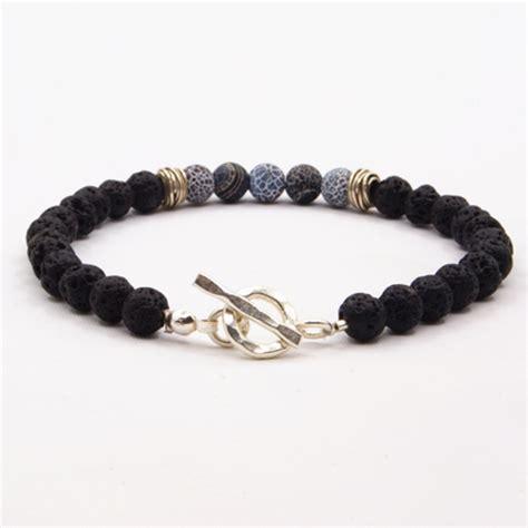 mens lava bracelets s lava beaded bracelet jewelry1000