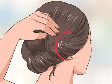 easy hairstyles for hair wikihow hair