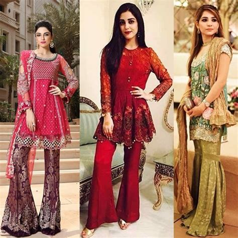 New Wardrobe by New Fashion Dresses Peplum And Shirts Styles 2017 18