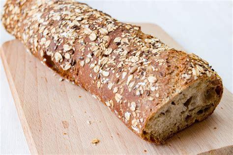whole grain bread whole grain bread with avocado pomegranate and soy creame