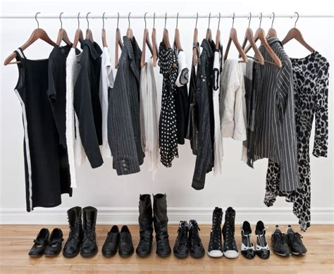 Capsule Closet by How To Display Your Capsule Wardrobe