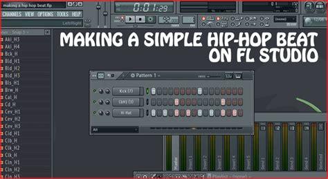tutorial fl studio hip hop beat hip hop archives the highest producers