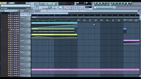 fl studio jungle tutorial tutorial 12 fl studio playlist automa 231 245 es e
