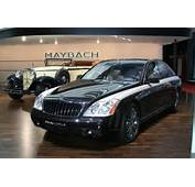 Maybach No Substitute For A Rolls Royce
