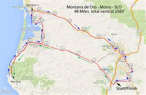 Montana De Oro Trail Map by Sat Aug 15th Montana De Oro Morro Slo Slo Velo
