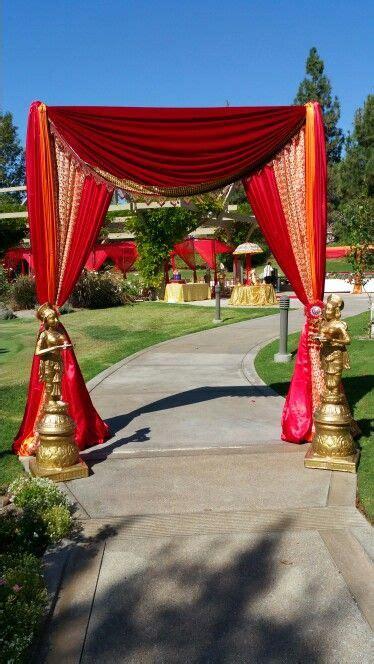entrance gate  indian weddings wedding gate