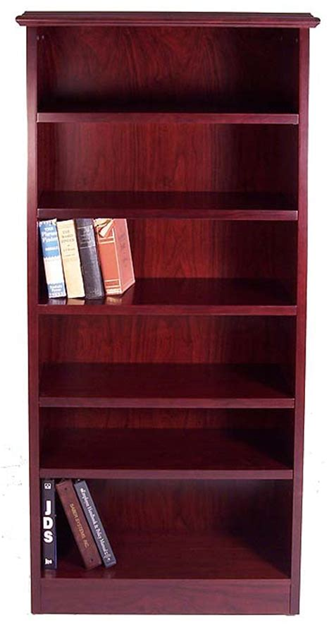 sturdy bookcase for heavy books in stock traditional cherry office furniture in stock