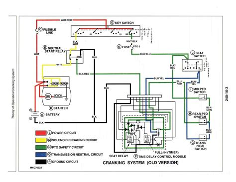 deere ztrak wiring diagrams wiring diagram