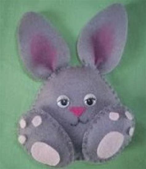 pattern for felt rabbit felt bunny by feltgalore craftsy