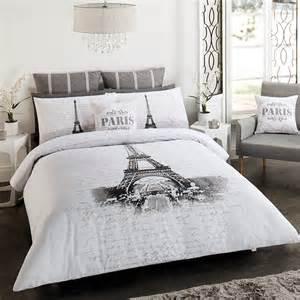 Target Queen Bedding Paris Midnight Quilt Cover Set Target Australia