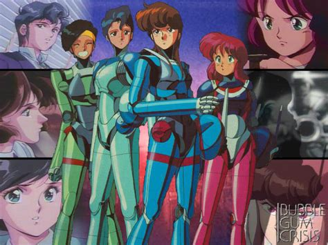 Bor Priss nene romanova bubblegum crisis zerochan anime image board