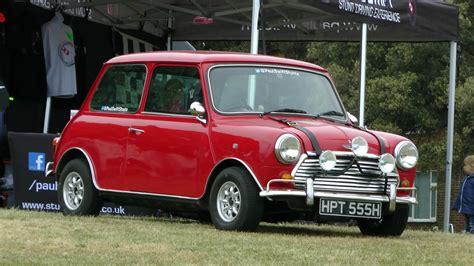 mini car vintage classic mini car free stock photo domain