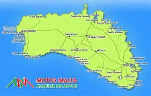 motos malta location moto minorque information