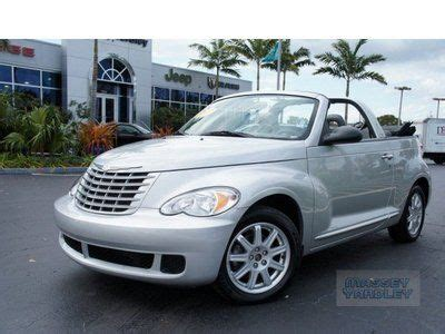 four seasons 174 chrysler pt cruiser 2 4l 2006 2007 a c condenser purchase used convertible 2 4l cd front wheel drive tires front all season wheel covers a c in