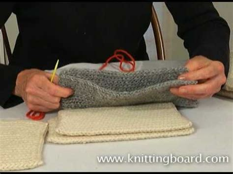 sewing a knitted sweater together sewing knit pieces together