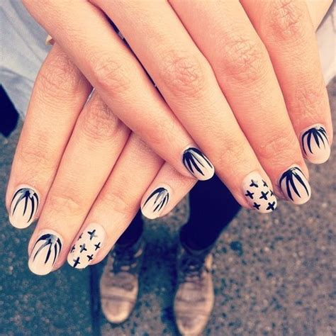 Nail Zelf Doen by Nail Designs Apieceofhappiness Girlscene