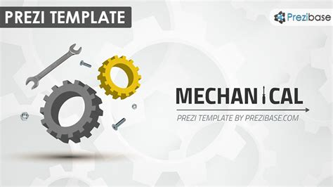 powerpoint templates for mechanical engineering presentation mechanical prezi template prezibase