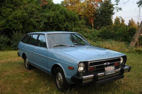 1979 datsun wagon 1979 datsun b210 wagon for sale in mercer island washington