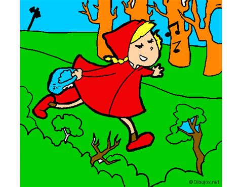 le petit chaperon rouge free coloring pages of le petit chaperon rouge