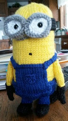minion jumper knitting pattern knitted minion sweater loom knitted and machine knitted