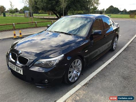 2007 bmw 520d m sport auto for sale in united kingdom