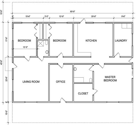 metal building house floor plans metal building homes general steel metal houses
