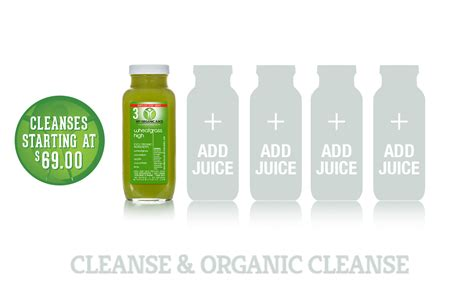 3 Day Organic Detox by 3 Day Custom Cleanse