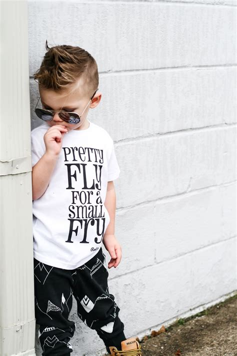 4 Month Baby Boy Clothes by Pretty Fly For A Small Fry Trendy Cool Boy Clothes