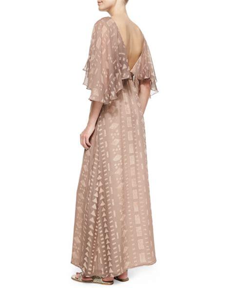 zira maxi dress muslim korovilas zara silk open back maxi dress