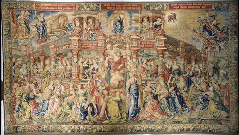 The Tapestry the burrell collection tapestries project glasgow museums