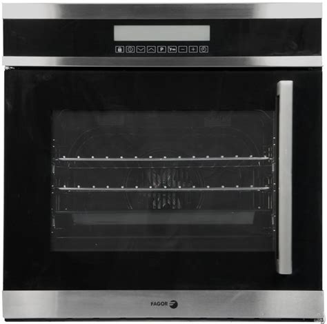 Oven Fagor fagor 6ha200tlx 24 quot single electric wall oven with 1 98 cu