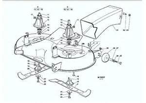 deere scotts mower drive belt wiring diagram free