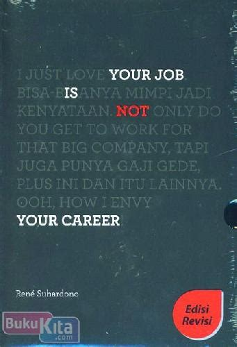 Your Is Not Your Career bukukita your is not your career cover baru